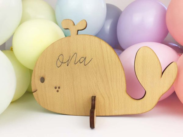 Ballena madera
